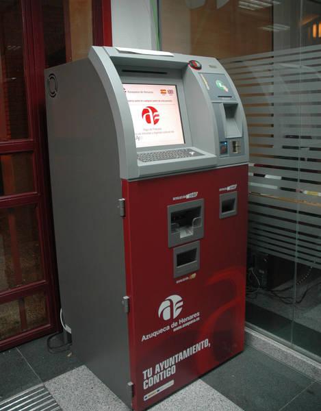 Azuqueca va a duplicar los cajeros ciudadanos con financiación del FEDER