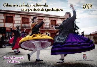 La Diputación edita el Calendario de Fiestas Tradicionales de la provincia de Guadalajara de 2020