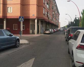 A partir del lunes, se cierra al tráfico la avenida del Ferrocarril entre las calles Toledo y Segovia de Azuqueca