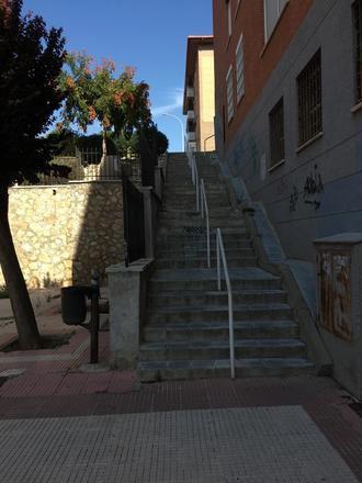 El Ayuntamiento de Guadalajara mejorará los puntos de luz de las aceras en varias zonas de la ciudad