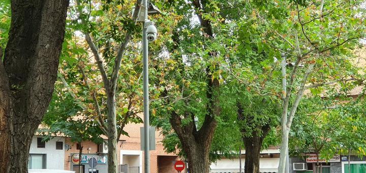 ¿Qué pasa con las cámaras de vigilancia instaladas por el Ayuntamiento de Azuqueca?