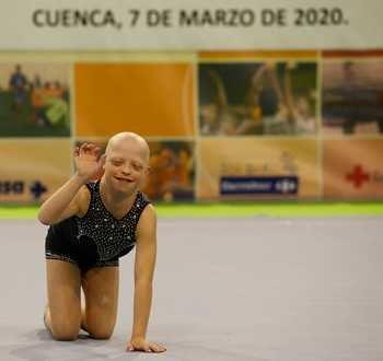 El 18º Campeonato Regional de Gimnasia Rítmica organizado por Fecam, no dejó indiferente al numeroso público asistente