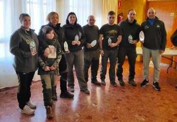 Daniel Torres Fernández, campeón provincial de caza menor con perro en Albacete