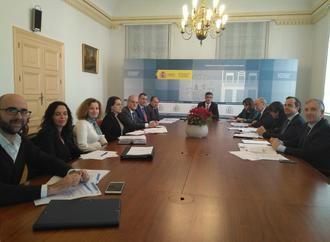 La Comisión de Asistencia al Subdelegado analiza la actividad de la Administración General del Estado en la provincia de Guadalajara