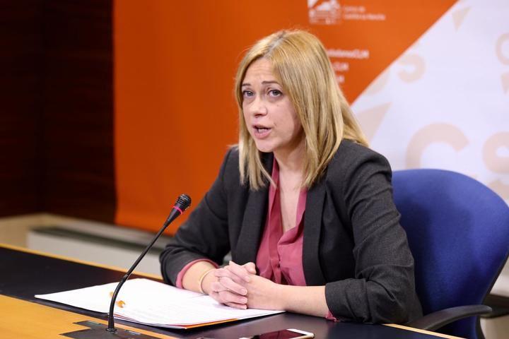 Cs pedirá en el próximo pleno que las Cortes de Castilla La Mancha se pronuncien contra las cesiones del socialista Sánchez a los separatistas