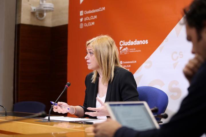 """Carmen Picazo (Cs), solicita una auditoría externa para """"revertir el gravísimo problema"""" del aumento en las listas de espera en sanidad, en especial en Guadalajara"""