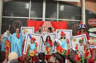 Las calles de Yunquera de Henares se llenan de alegría y colorido para celebrar el Carnaval