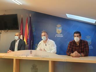 """Conflicto agua Guadalajara-Marchamalo : Carnicero dice que """"Rojo está reconociendo que el Ayuntamiento de Marchamalo NO pagaba lo que debía"""""""