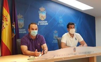 Al PP le preocupa el inmovilismo de Alberto Rojo que ha provocado que el Ayuntamiento de Guadalajaa