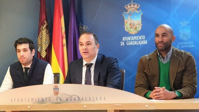"""Carnicero: """"Las pymes y los autónomos necesitan que el Ayuntamiento de Guadalajara esté de su lado pasando de las palabras a los hechos, el PP no presentará reclamaciones al Presupuesto 2020"""""""