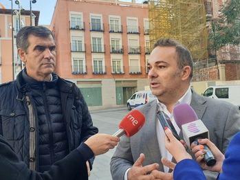 """Carnicero: """"Page vuelve a dar la espalda a Guadalajara negando inversiones muy necesarias para que la ciudad avance"""""""