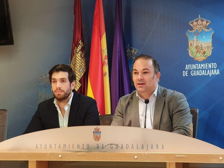 El PP presenta una enmienda a la totalidad y 21 parciales al proyecto de presupuestos del ayuntamiento de Guadalajara para 2020