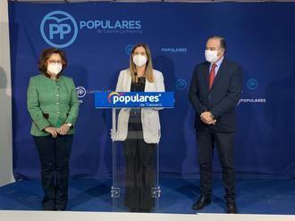 """El PP de CLM asegura que es compatible """"salvar vidas"""" con """"salvar la economía de nuestra región"""""""