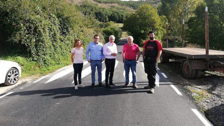 La Diputación destina un millón de euros a mejorar carreteras en la punta noroeste de Guadalajara