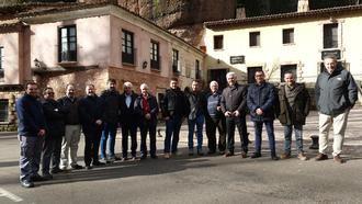La Diputación de Guadalajara invierte 640.000 € en carreteras de la zona de Molina de Aragón