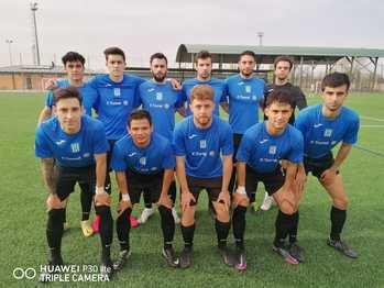 Visita a El Casar con victoria para los de Ángel Sanz por 1-2