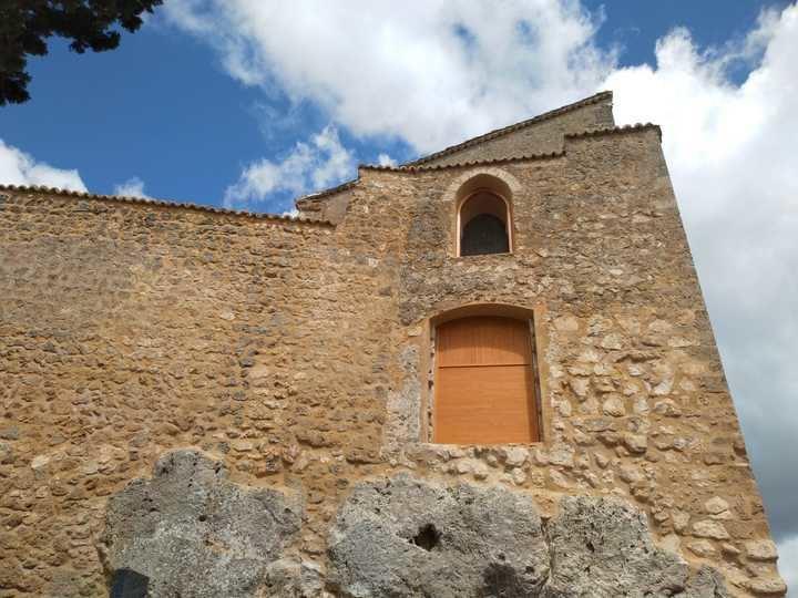 Finalizadas las obras de rehabilitación del lienzo sur de la muralla del Castillo de la Piedra Bermeja de Brihuega