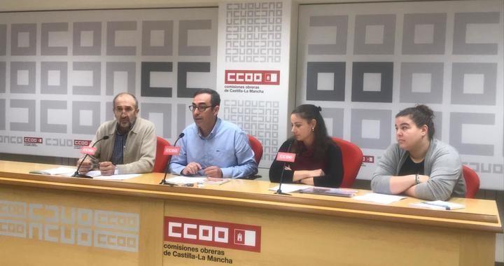 CCOO: Un 30% de los hogares en este país vive gracias a una pensión, hay que garantizar #PensionesDignas