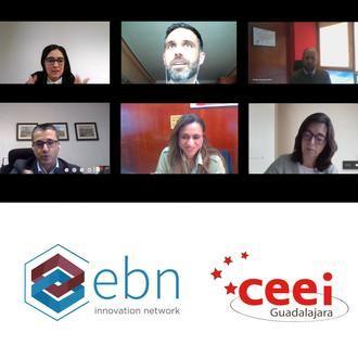 CEEI GUADALAJARA continúa buscando oportunidades en Europa para los emprendedores de la provincia