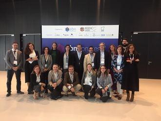 El CEEI de Guadalajara participa en el Congreso Anual de EBN de la red de CEEIS europeos celebrado en Roma