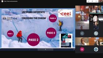 El CEEI Guadalajara comienza su actividad del último trimestre con una Jornada sobre el sello EIBT y un nuevo Coffe BIC