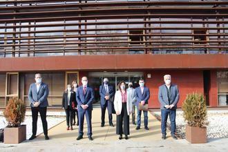 Pese a la actual situación, el CEEI Guadalajara cerrará este año con más de 300 asesoramientos, 80 talleres formativos y 59 empresas instaladas en su centro