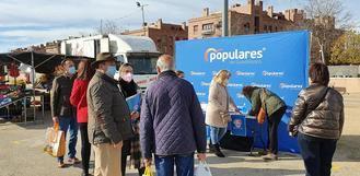El PP de Azuqueca se moviliza contra la LEY CELAÁ que pretende ACABAR con la enseñanza concertada, la educación especial y el castellano