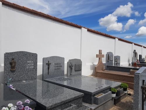 El Cementerio Municipal de Cabanillas se reabrirá el lunes 18, aunque con limitación de 15 personas