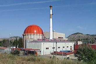 Termina el desmontaje de la cúpula de central nuclear 'José Cabrera' en Almonacid de Zorita, en 2020 está prevista la demolición del interior del edificio de Contención, del Edificio Auxiliar y del Eléctrico