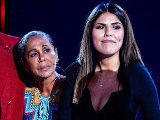 SEMANA Chabelita a su madre :