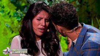 Chabelita sufre un ataque de ansiedad EN DIRECTO al enterarse de los ataques de Kiko a su madre