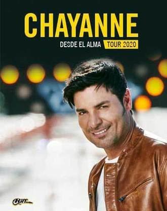 Chayanne celebrará el 20 de abril un concierto en el Wizink Center