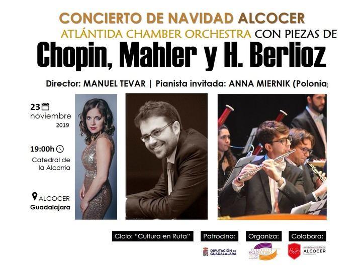 Música y Ciencia en la Fundación Siglo Futuro de Guadalajara