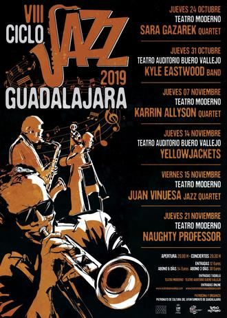 Guadalajara , capital del jazz