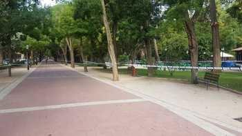 El Ayuntamiento de Guadalajara duplica desde hoy la presencia policial en las calles para vigilar que se cumplan las medidas frente al COVID-19