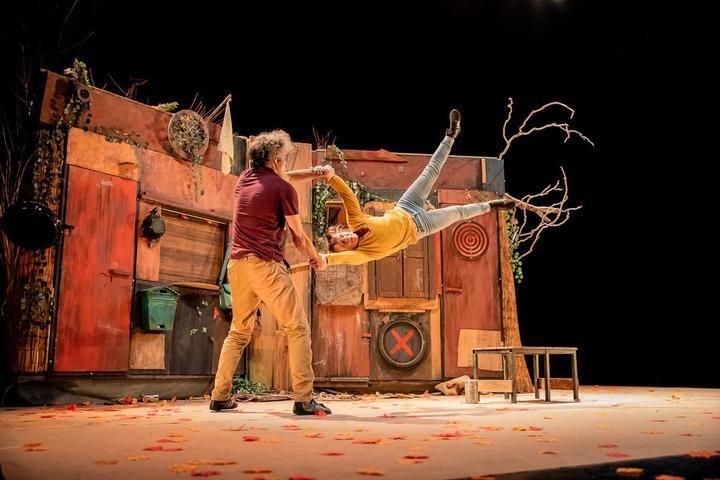 Este domingo, circo contemporáneo en el Teatro Moderno de Guadalajara