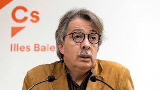 El fundador de Ciudadanos Xavier Pericay SE DA DE BAJA en el partido por el apoyo de Arrimadas al nuevo estado de alarma