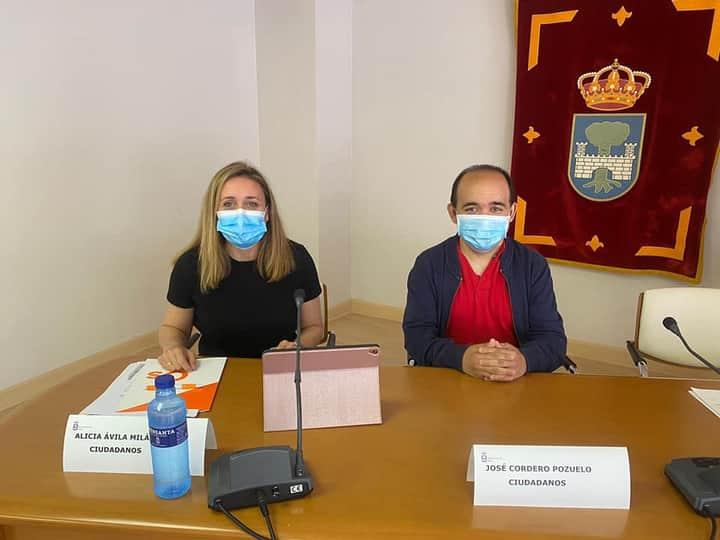 Ciudadanos Yebes-Valdeluz pide explicaciones al equipo de Gobierno ante el incendio que tuvo lugar en el término municipal de Yebes