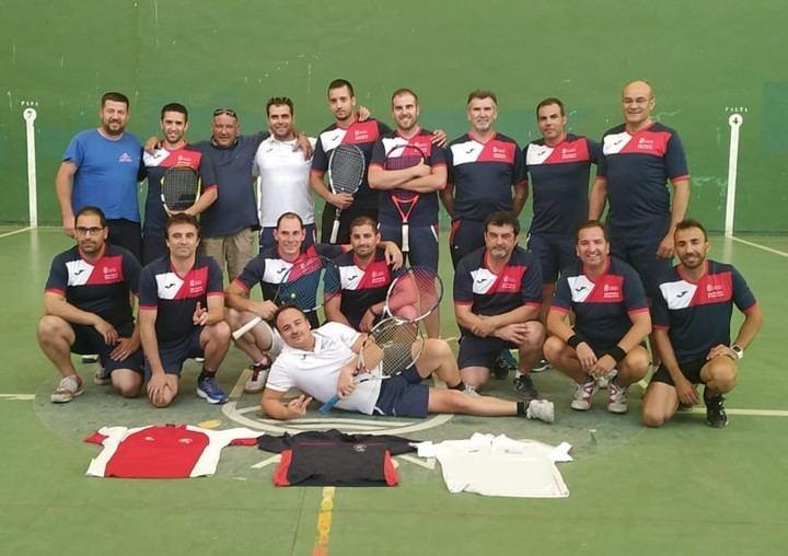 Clasificaciones J2 Liga Frontenis Guadalajara