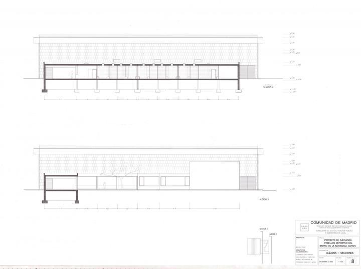 El Colegio Oficial de Arquitectos de Castilla-La Mancha sale en defensa de la última obra de Miguel Fisac, que considera agredida por el Ayuntamiento de Getafe