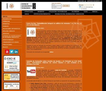 El Centro de Asesoramiento Tecnológico (CAT-COACM), una herramienta al servicio de los colegiados