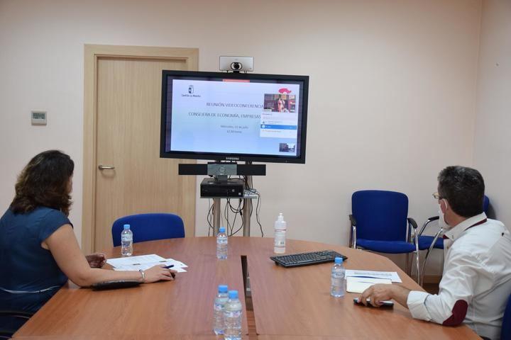 COACM y Consejería de Economía de la JCCM abren nuevas vías de colaboración