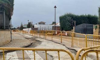 La Mesa de Contratación eleva propuesta de adjudicación para la obra de renovación de colectores de «Tres Torres II» de Cabanillas