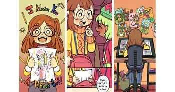 Concurso internacional de escuelas de cómic y manga 2021 para estudiantes de todo el mundo