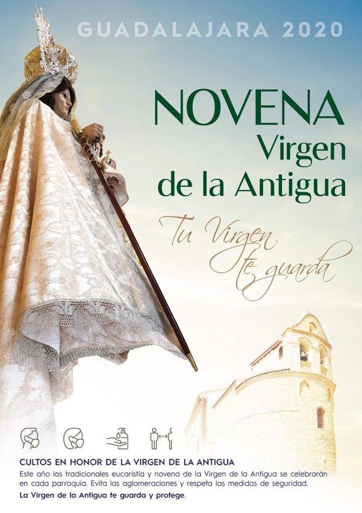 Comunicado de la Real e Ilustre Cofradía de Nuestra Señora de la Antigua Patrona de Guadalajara