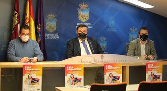 """La Concejalía de Comercio del ayuntamiento de Guadalajara lanza una campaña de primavera para que los guadalajareños """"marquen tendencia"""""""