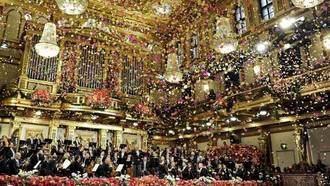 El Año Nuevo comienza con el tradicional Concierto de la Filarmónica de Viena...SIN las palmas en directo del público en la Marcha Radetzky
