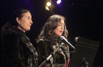 Brillante acto cultural, con el Pregón Poético de las Hermanas Lara y la actuación de