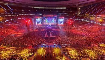 Amazon Prime estrenará el 1 de mayo el concierto de Manuel Carrasco en el Wanda Metropolitano