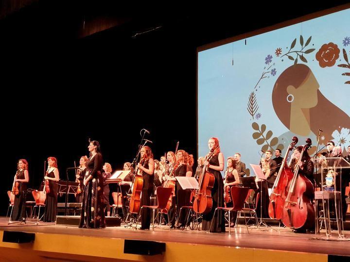 """El Buero Vallejo ha acogido el concierto """"Somos Mujeres"""" en Guadalajara"""